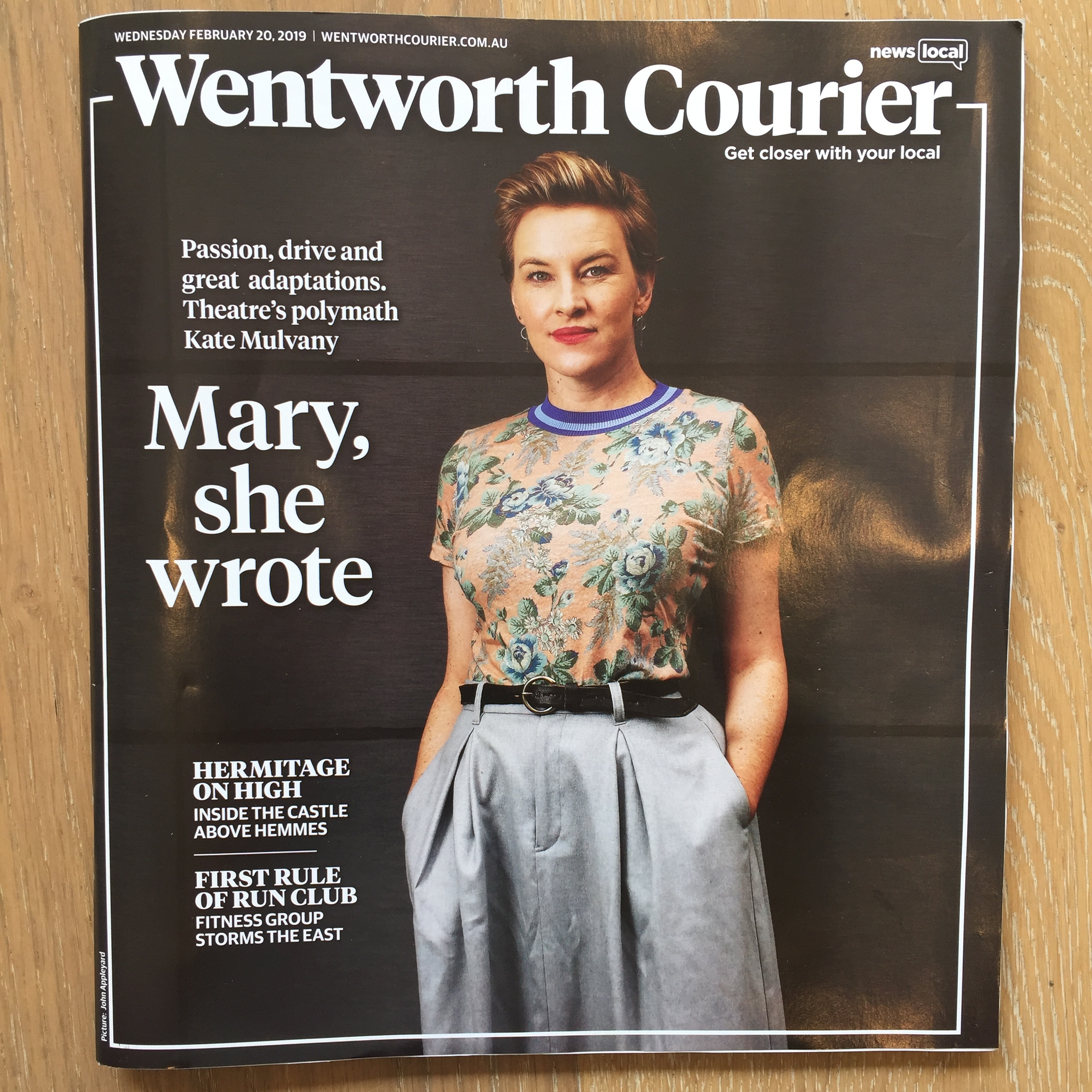 Wentworth Courier Feb 2019