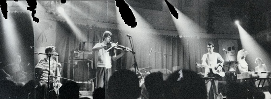 Paridiso Amsterdamn 2003