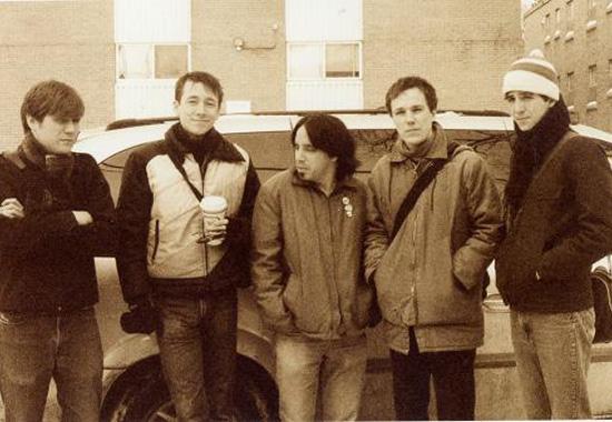 Jim Guthrie Band 2004
