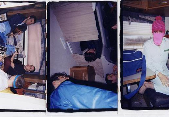 The Motor Home Tour