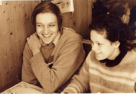 Win and Regine 2004