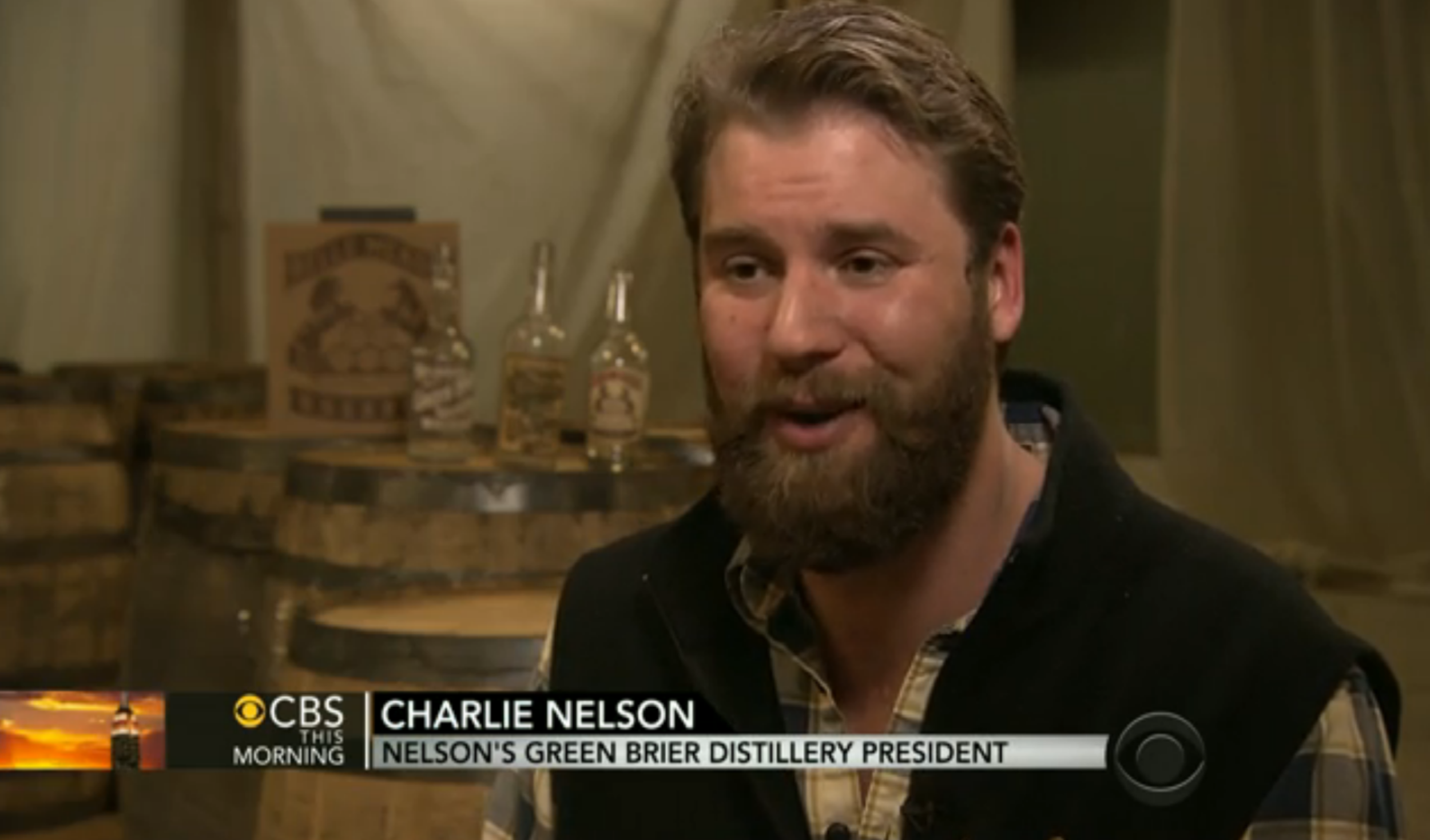 Charlie Nelson on CBS News