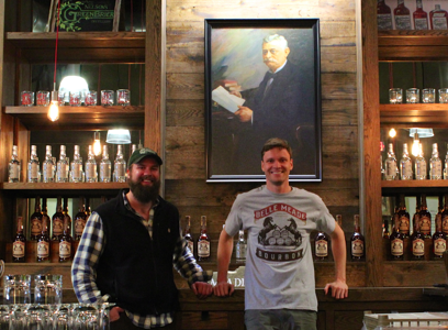 Forbes Magazine: Andy and Charlie Nelson Revive Family Distillery in Tennessee