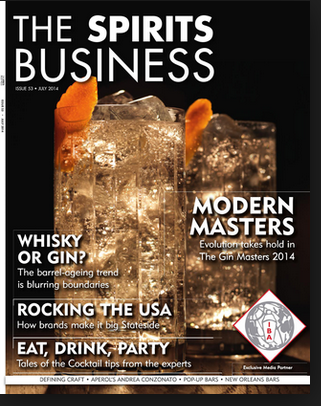 Green Brier Distillery Makes Spirits Business' Top 10 New American Whiskey Distilleries for 2015