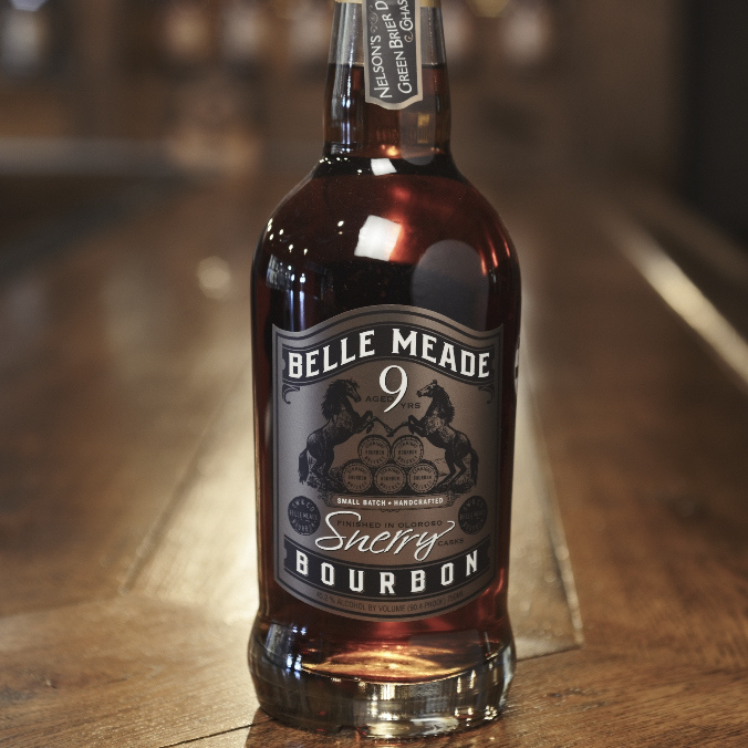 The Whiskey Reviewer rates Belle Meade Bourbon Sherry Cask Finish from Nelson's Green Brier Distillery/Nashville, TN
