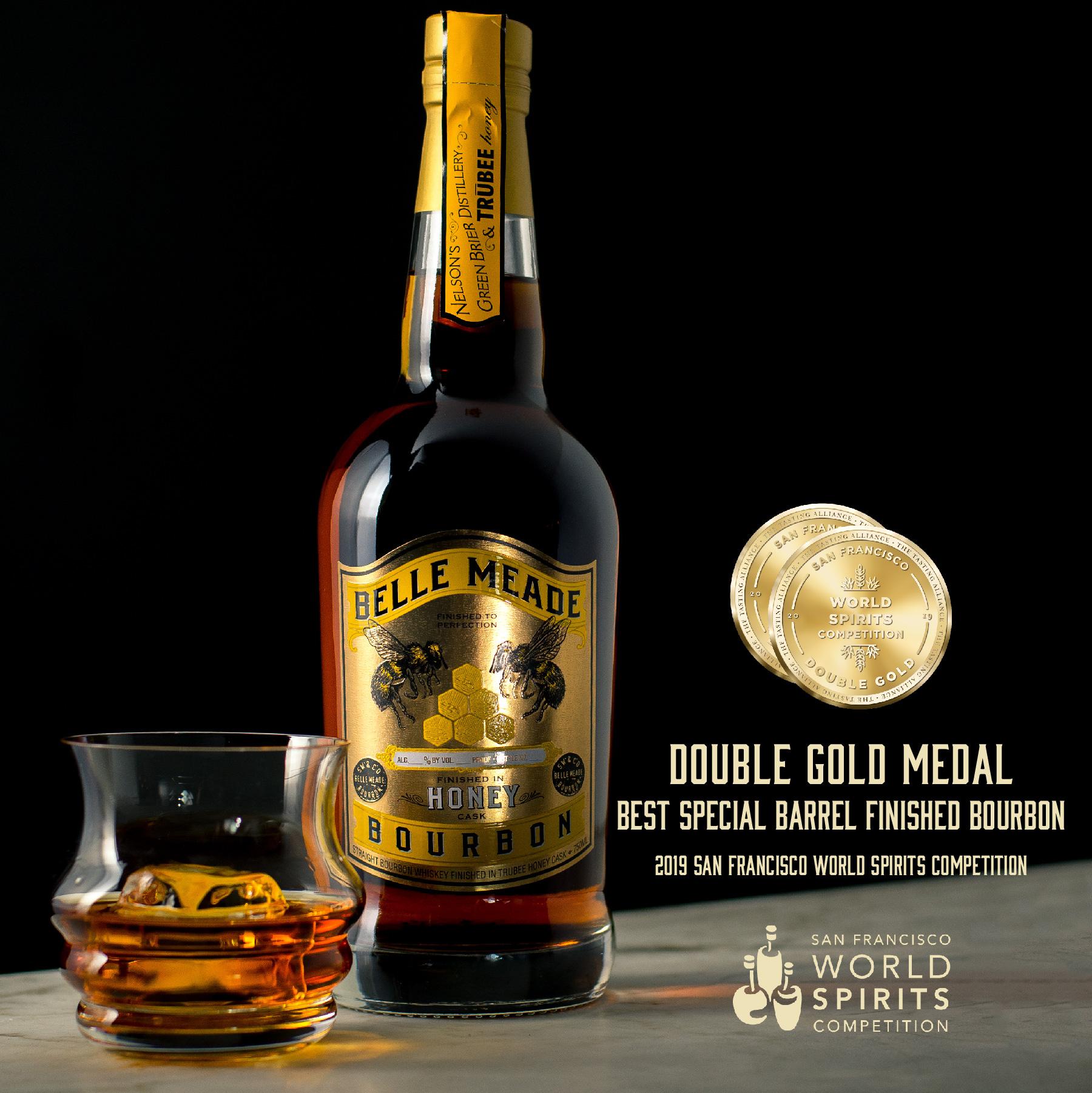Best Barrel Finish - Belle Meade Bourbon Honey Cask Finish