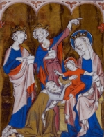 - Lessons & Carols by candlelight with early music for voices and period instruments, along with 'new' mediëval music. Readings in Middle English from John Wycliffe's 14th century translation of the Bible. A reception of hypocras and sweetmeats follows. Free but booking is advised for catering purposes.