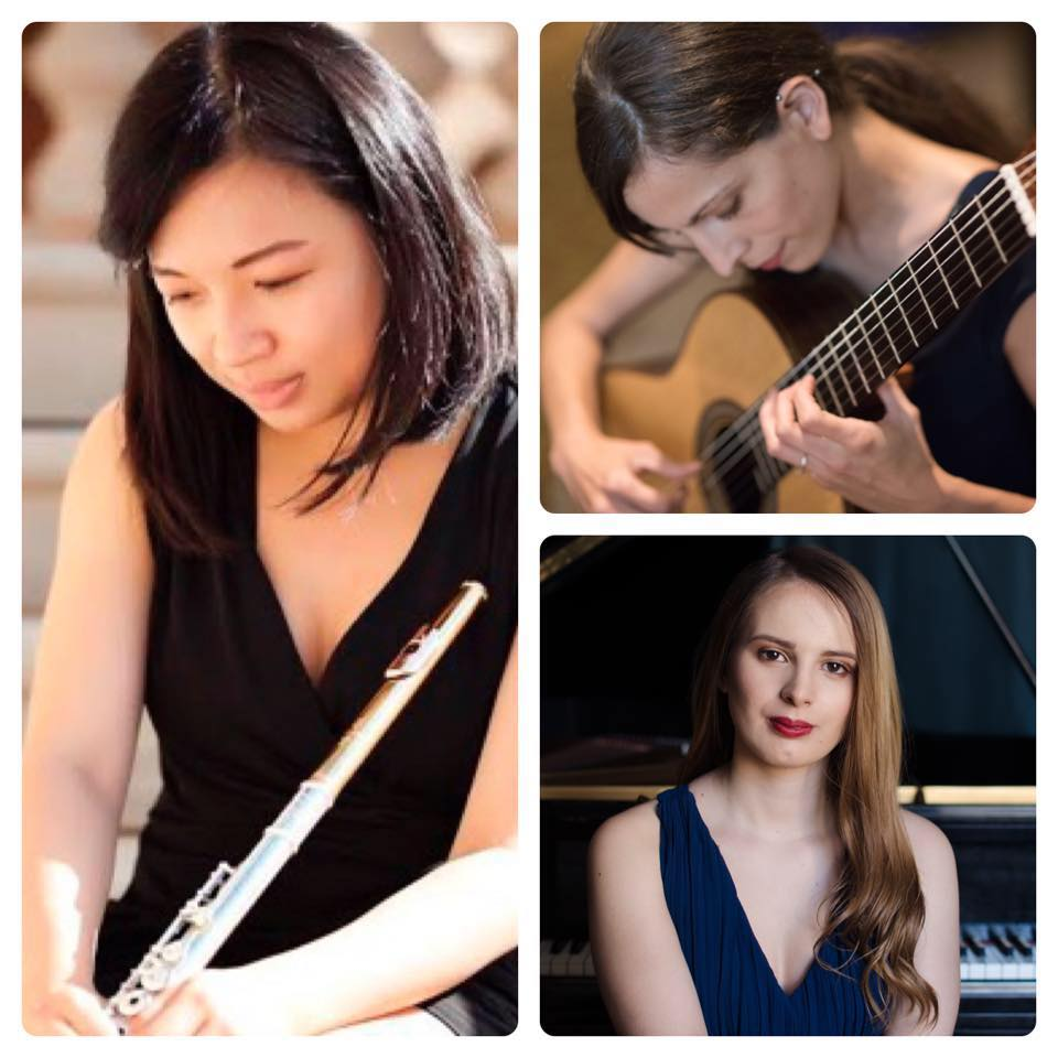 - Chantal Balestri and colleagues perform a concert including the sextet for piano and winds Sextuor by Francis Poulenc. Other pieces in the program include works by renowned American composer David Winkler and other duets for guitars.For information and booking click here.