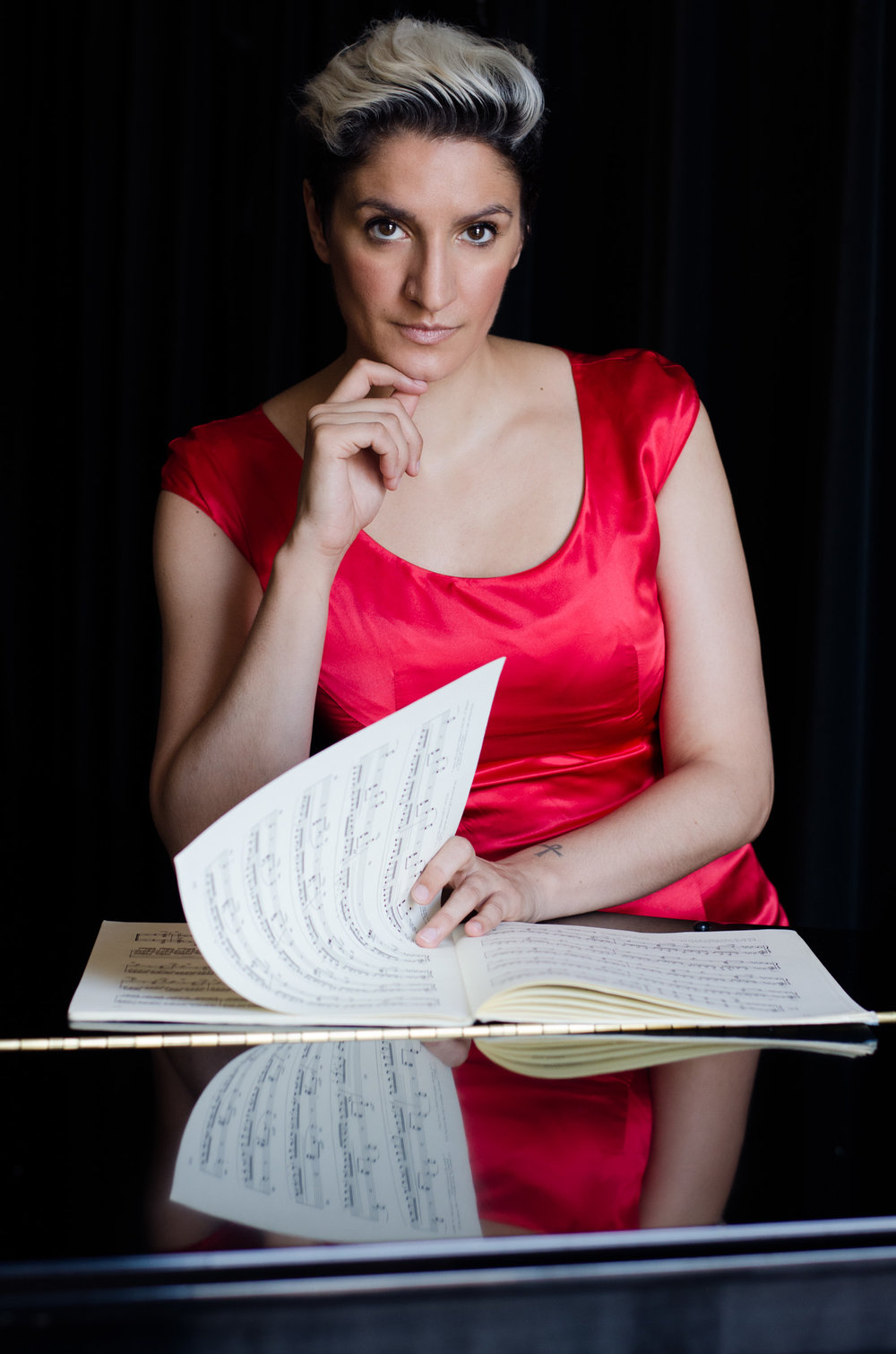 - PROGRAM: J.S. Bach: Piano Partita No. 1 in B Flat Major BWV 825; R. Schumann: Papillons Op. 2; L. van Beethoven: Piano Sonata No 31 in A Flat Major Op.110Noted Italian pianist, Francesca Khalifa performs some of the most beautiful Classical repertoire of all times.$10 - $20For information and booking click here.