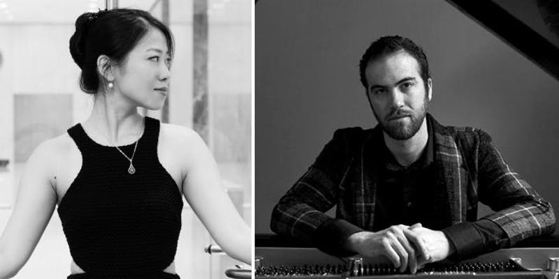 - Sophia Zhou and Daniel Schreiner play works by Claude Debussy (Selections from Études), György Liget (Selections from Musica Ricercata), Olivier Massiaen (Selections from Musica Ricercata) and Gyorgy Kurtág (Selections from Játékok).$10 - $15For information and booking click here.