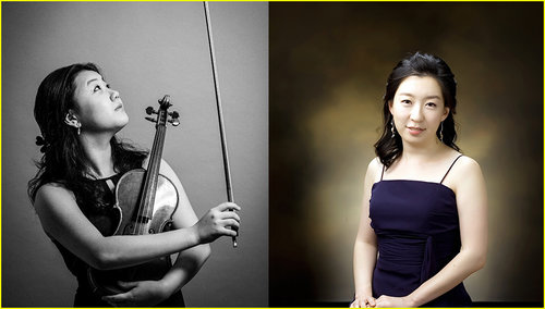 - Back by popular demand, Yaegy Park is joined by her fellow Juilliard concert artists on March 24 & April 7th in two beautiful chamber music concerts.Yaegy Park, violin; Bo Kyung, pianoPROGRAM: Schubert Violin Sonatina in D Major Op. 137; Brahms Scherzo in C major from FAE Sonata; Clare Schumann Three Romances; Vitali Chaconne; Chopin, solo pianoFor information and booking click here.