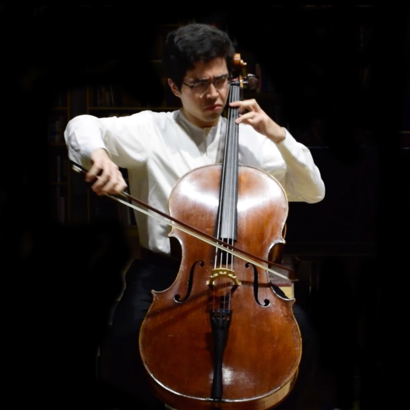 - Issei Herr, of Juilliard School of Music, plays solo cello repertoire by Bach, Berio, Xenakis, and others. The concert includes the premiere of of Circle Circle by Peter Kramer. Donations ($15 appreciated) on the door. No advance booking. For more information see isseiherr.com