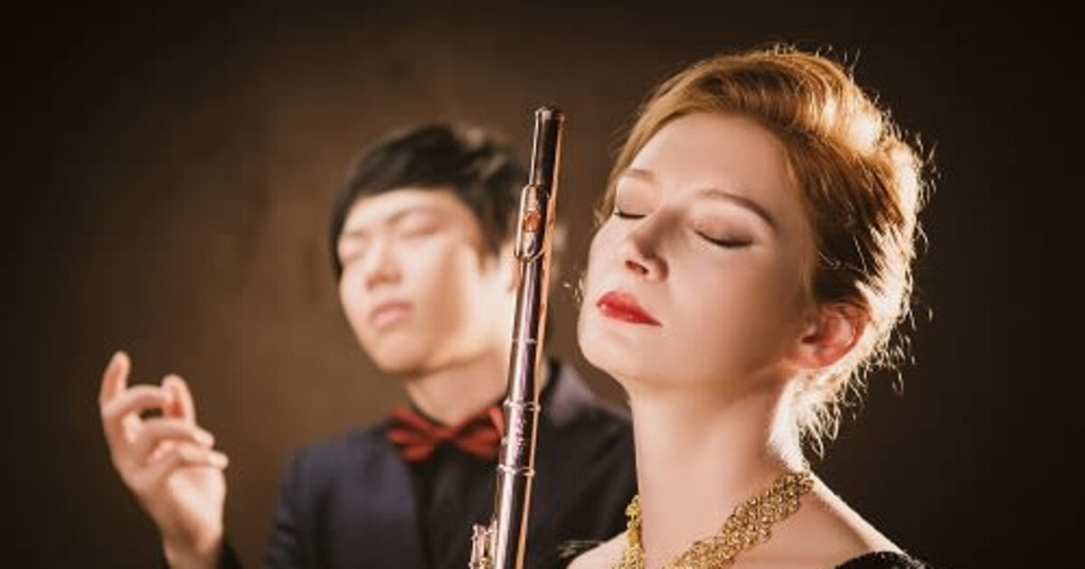 - Flutist Elzbieta Wolenska and pianist Zhang Moru, a Polish-Chinese duet, will perform a fabulous concert filled with virtuosity and romantic melodies. The program will include compositions of Frederic Chopin, Pablo Sarasate, and others.Tickets $20For information and booking click here.