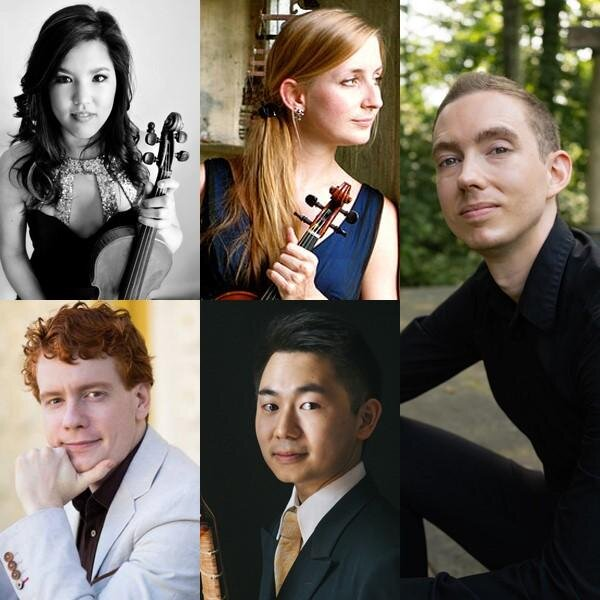 - The New Amsterdam Consort, a NYC-based period-instrument string ensemble formed by recent Juilliard graduates, kicks off its second season with a program of four-part string music by Purcell, Handel, Telemann, and others.$15 donations, on the door only (no advance sales)