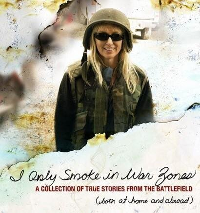 """- A collection of true stories from the battlefield (both at home and abroad)Written and performed by Jennifer RawlingsAward winning performer Jennifer Rawlings is not your typical mother of five. She is a comedienne who has been traveling to war zones for nearly two decades to entertain the troops.This """"must see"""" solo performance will take you on a roller coaster ride of emotion from the moment the show begins.Tickets $20For information and booking click here."""