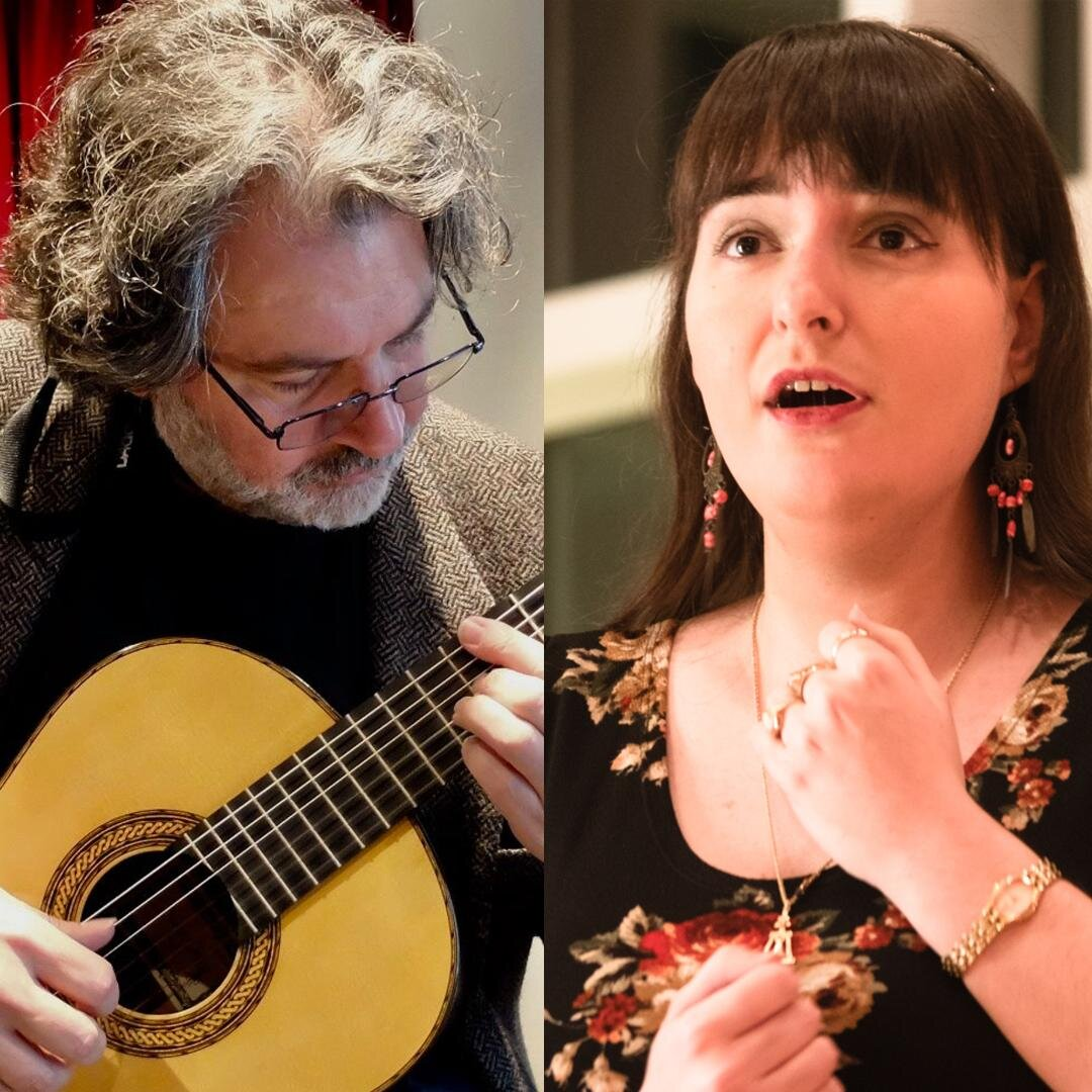 - Mezzo-soprano Ruston Ropac and lutenist and guitarist Peter Argondizza will present a concert of mostly 17th century repertoire from Italy and England on themes of love, life, loss, and the melancholy contemplation of it all.Tickets $10 - $20For information and booking click here.