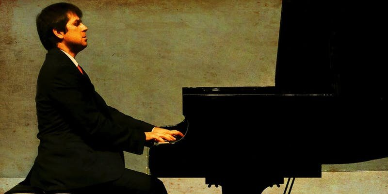 - Pianist Itay Goren presents his program Image & Sound, music inspired by pictures, real and imaginary. Schumann's passionate and elusive Viennese Carnival, Debussy's mesmerizing Images (book 1) and Mussorgsky's fantastic and grand Pictures at an Exhibition weave together a colorful and fascinating program.Tickets $10 - $20For information and booking click here.