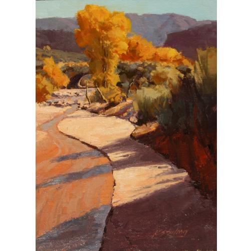 Horse Valley Wash Culvert, 16x12, Oil o