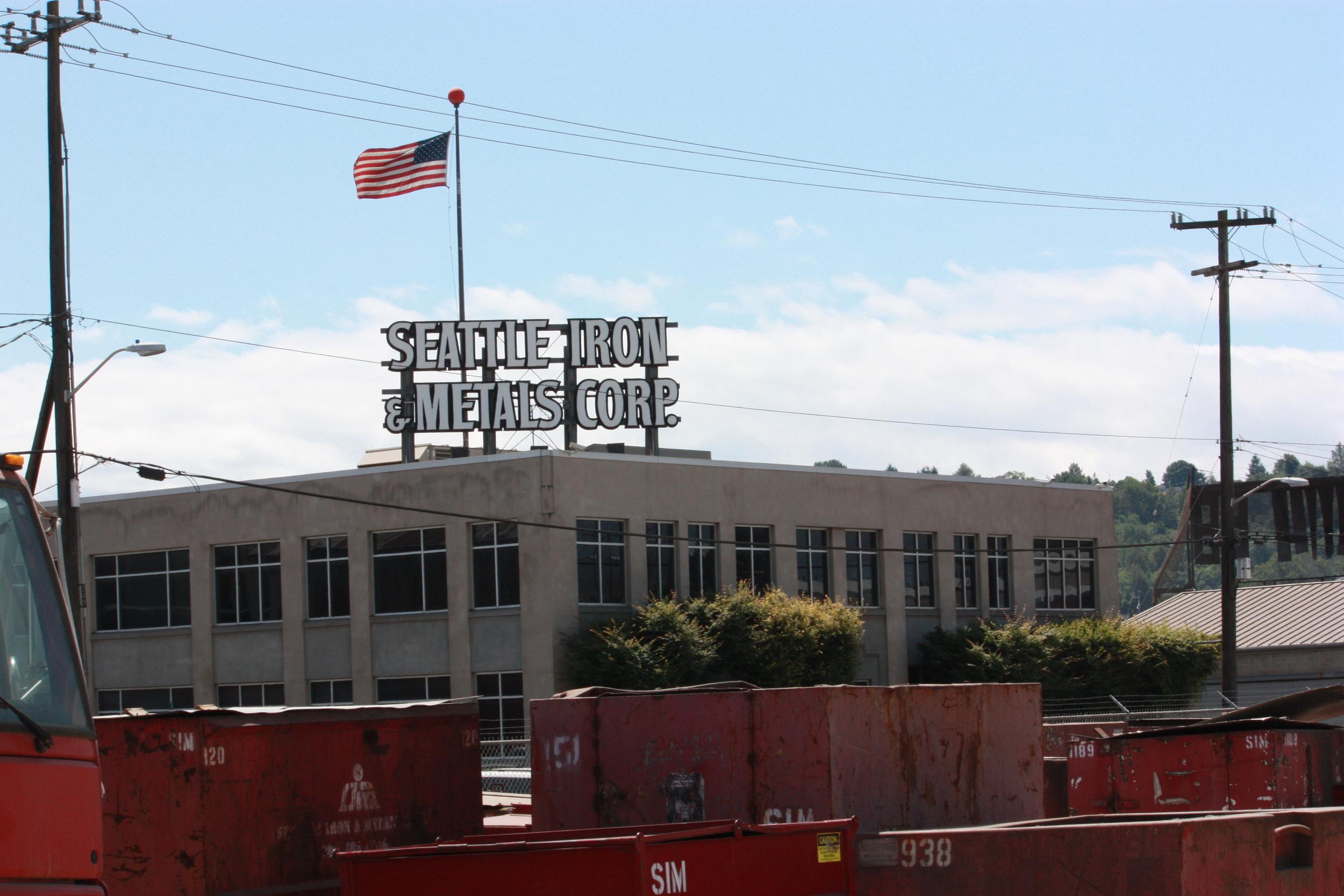 Seattle Iron & Metals Corp. Metal & Scrap Recycing