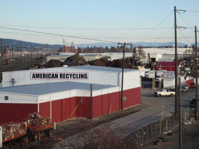 American Recycling, Spokane Metal & Scrap Recycling