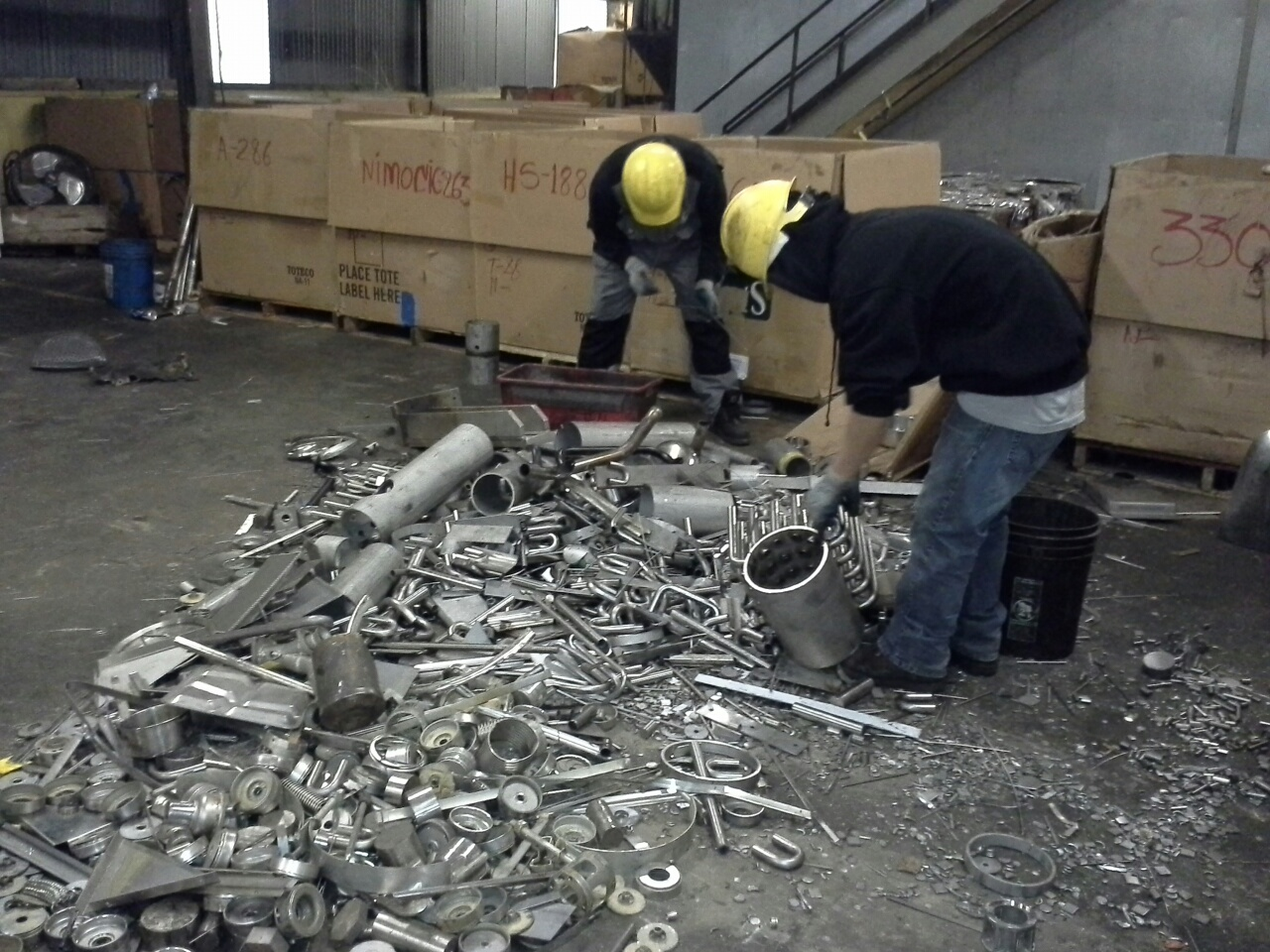 Metal Salvage Prices