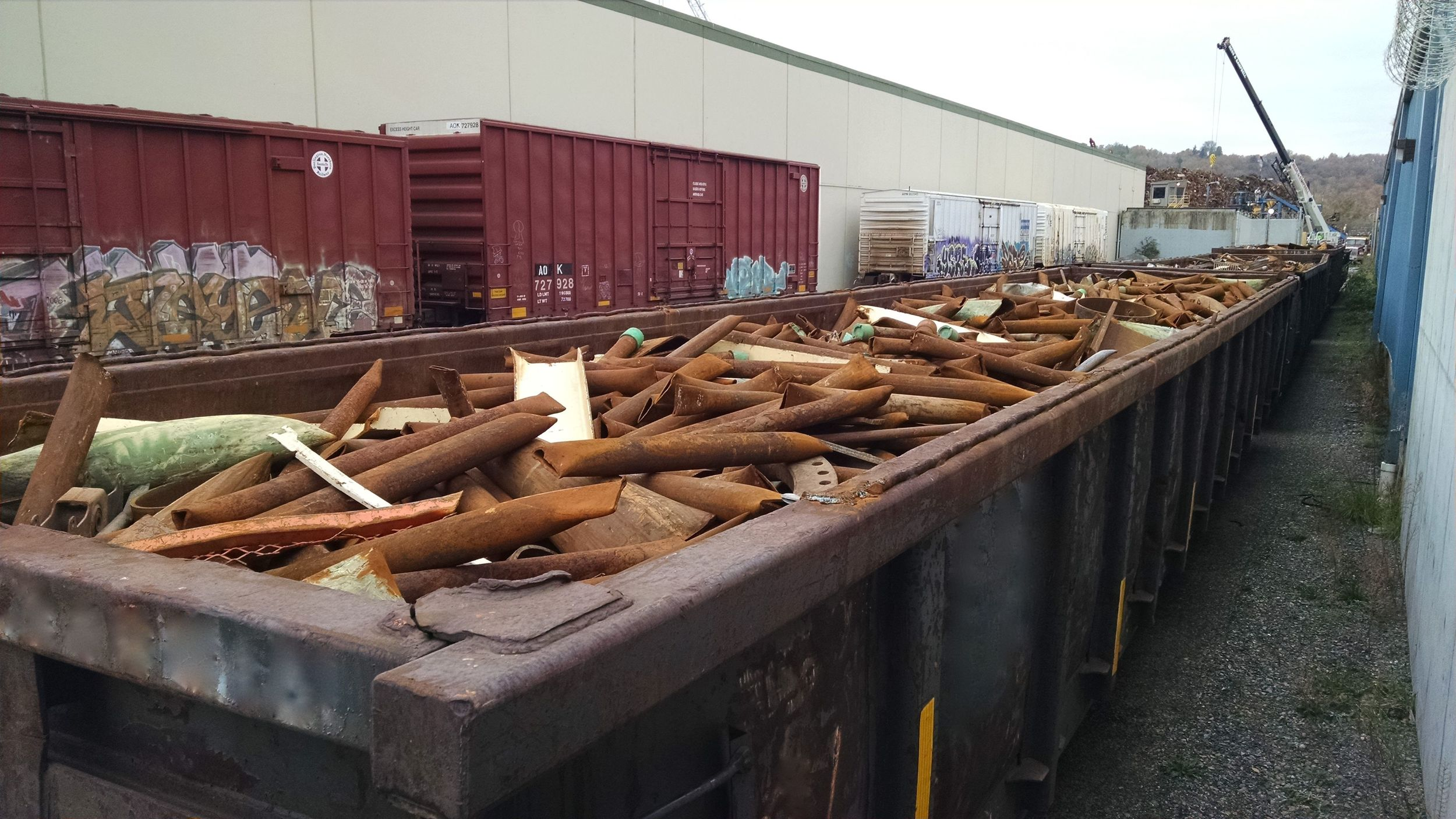 Rail Recycling