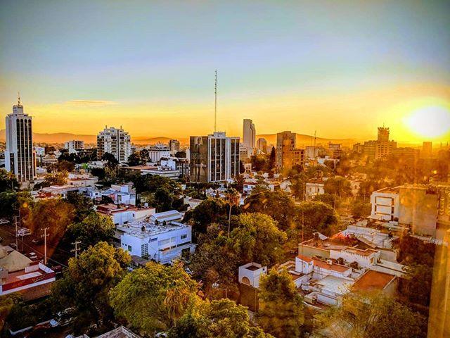 Good morning from Guadalajara!