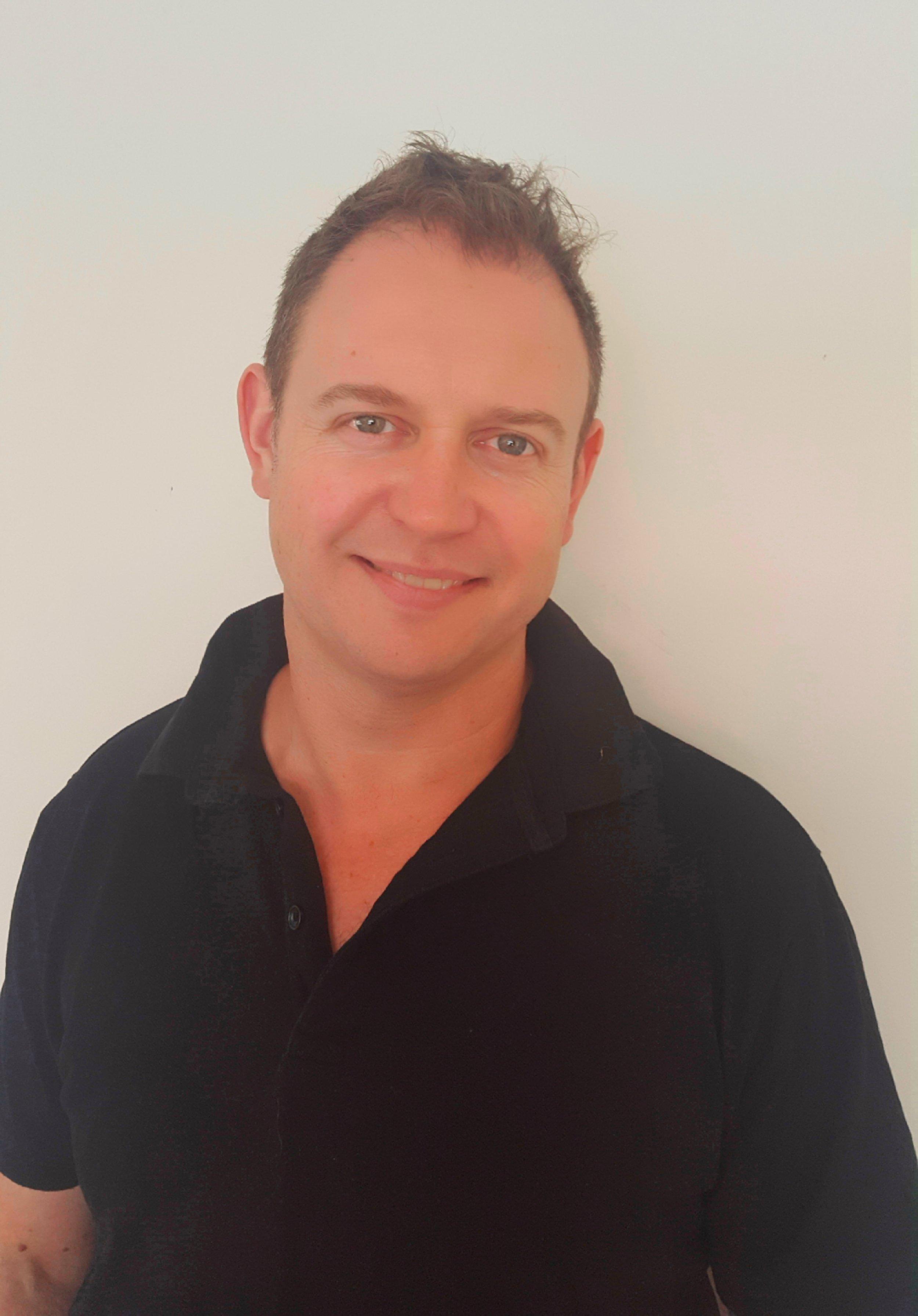 Nutritional Medicine Practitioner, Adrian Stone.