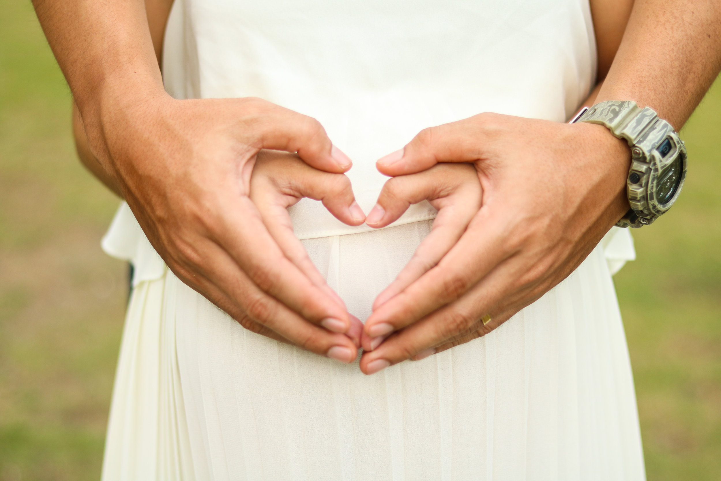 IVF support with natural therapies