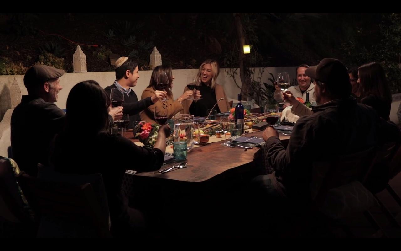 Tablescape Design -  Miller Introduction to Judaism  Program Promotion Video (Video Still)