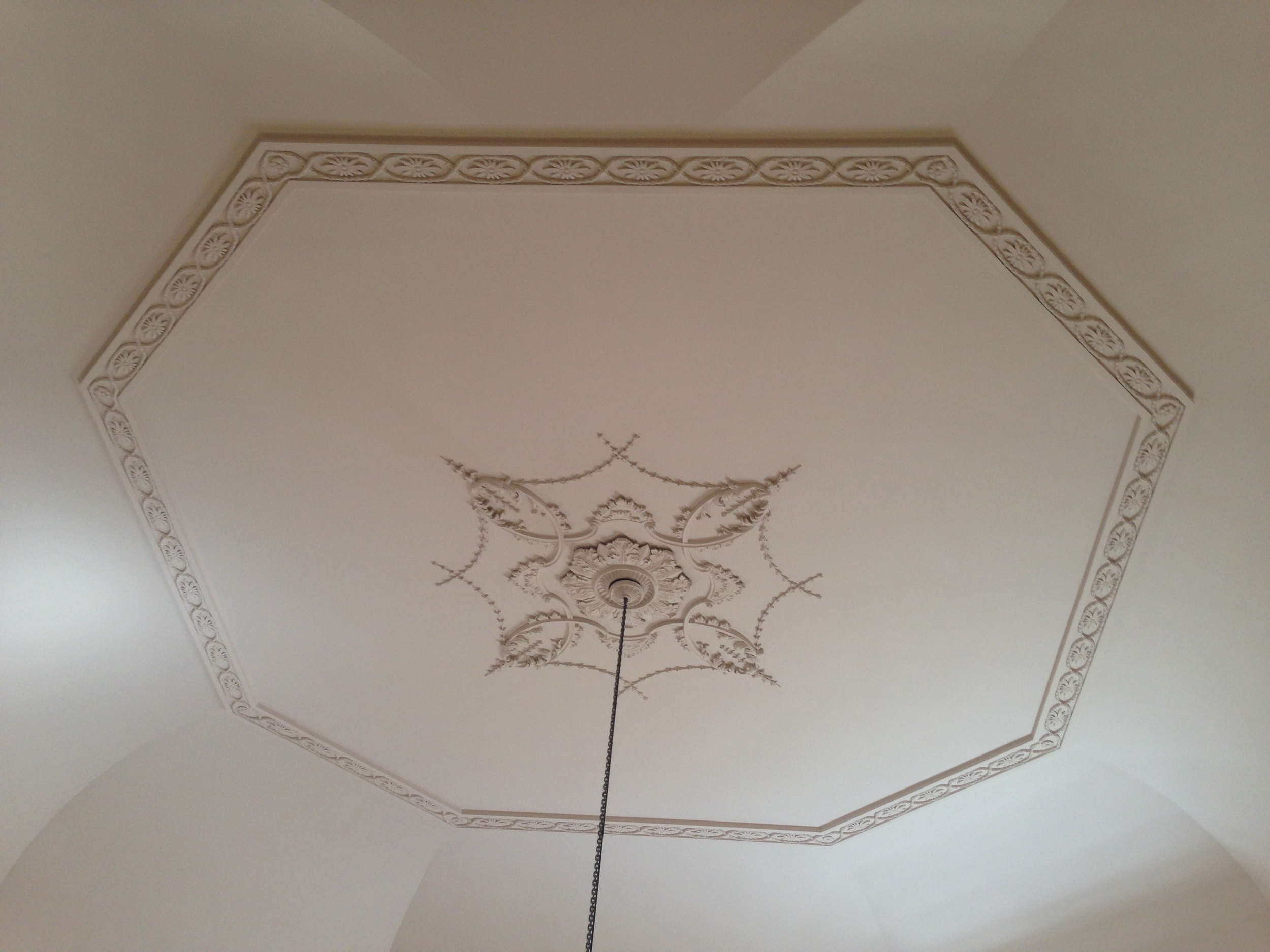 Even more ceiling details.