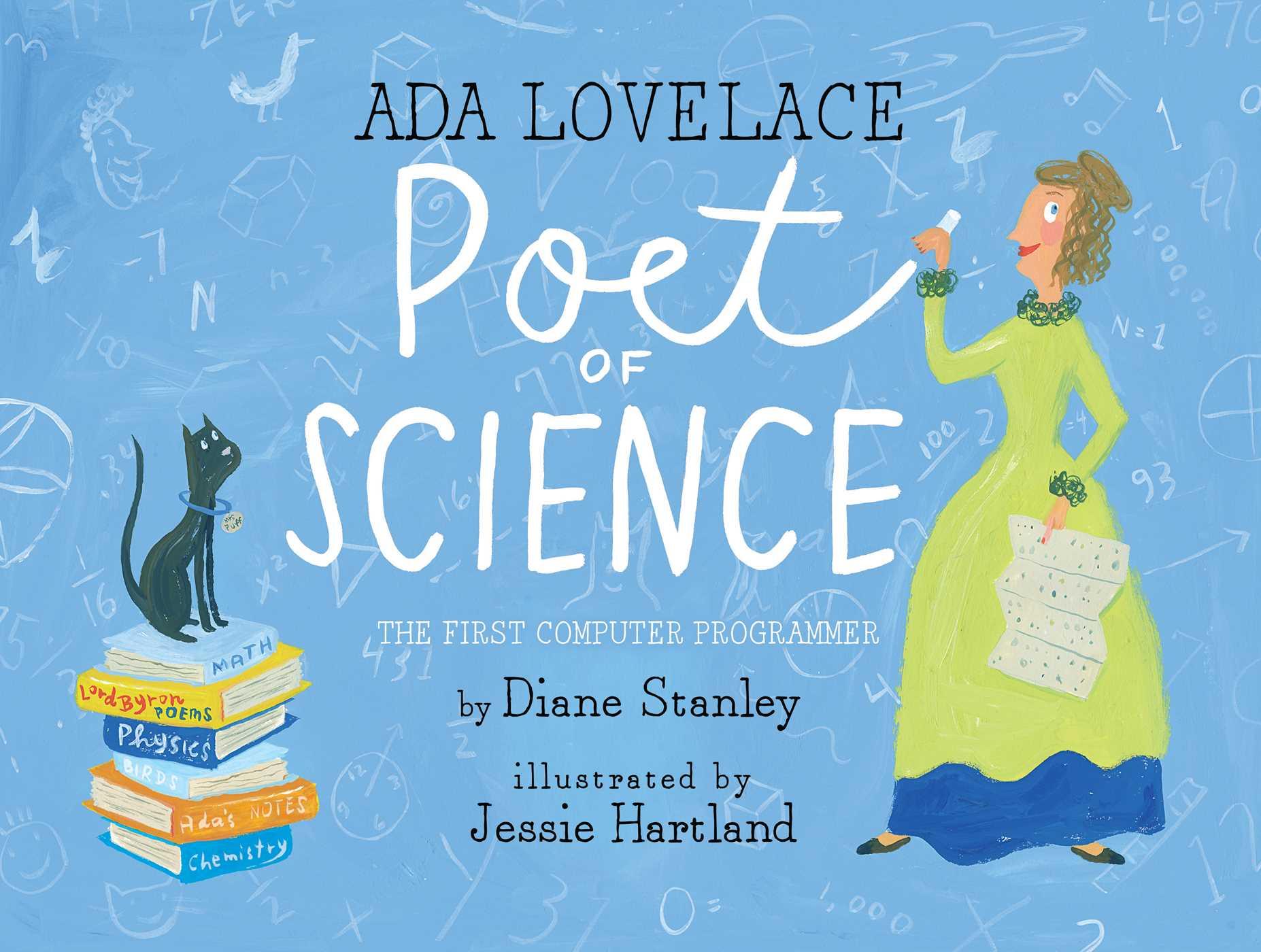 Ada Lovelace Poet of Science cover.jpg