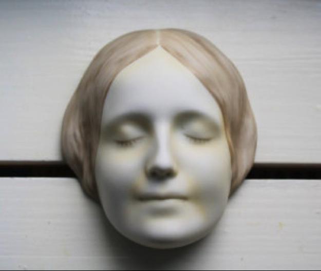 I'nconnue de la Seine death mask