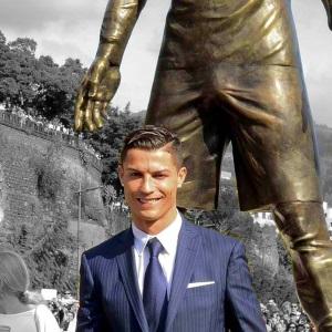 Portekiz Futbol Cristiano Ronaldo