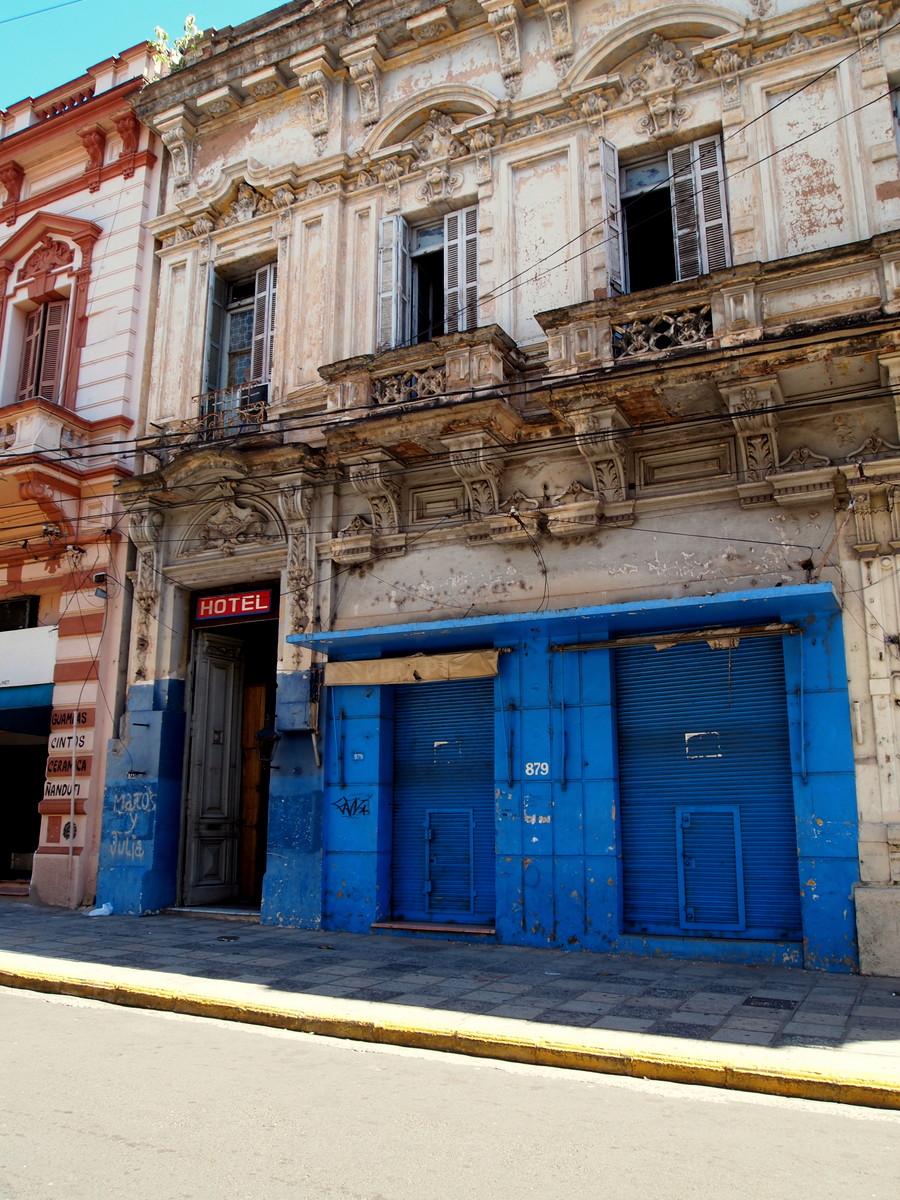 Asunción Zentrum