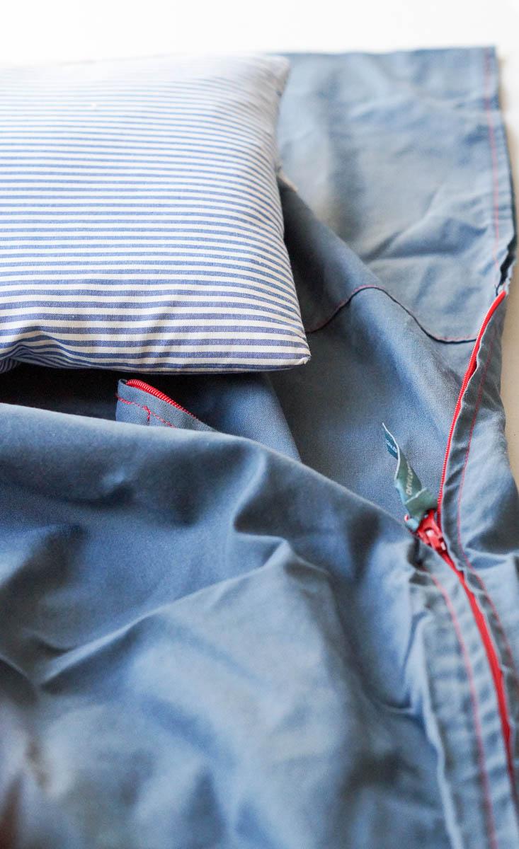 Anti-Bettwanzen-Schlafsack