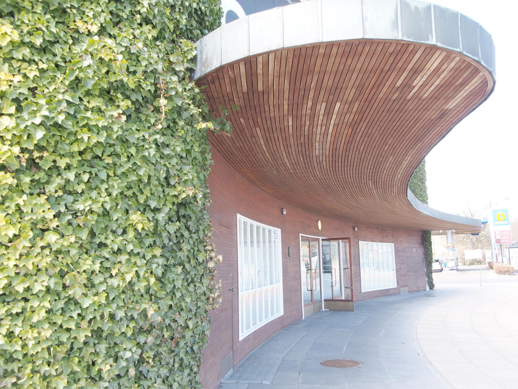 ベルヴュー劇場/Arne Jacobsen