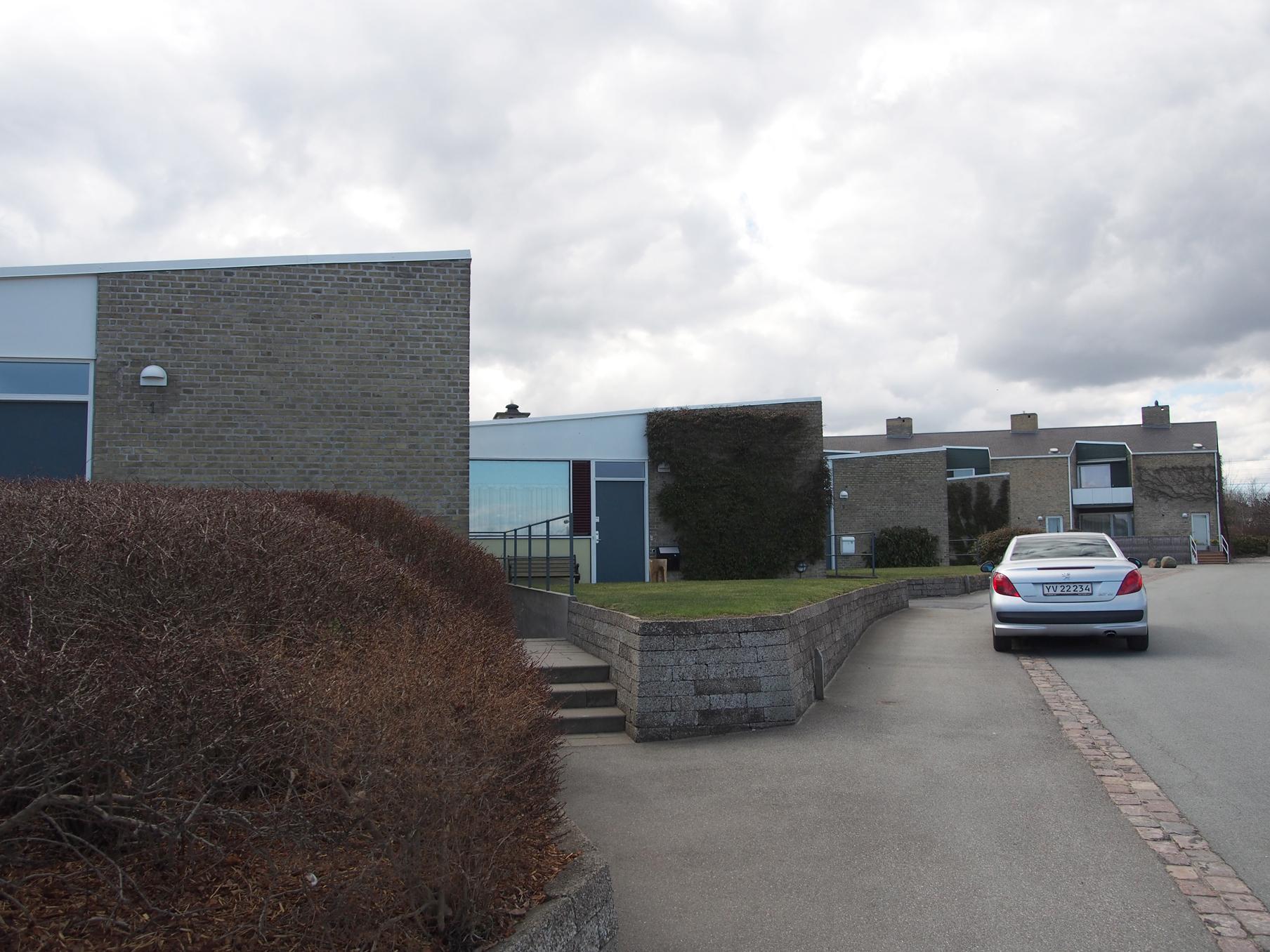 スーホルムⅠ/Arne Jacobsen