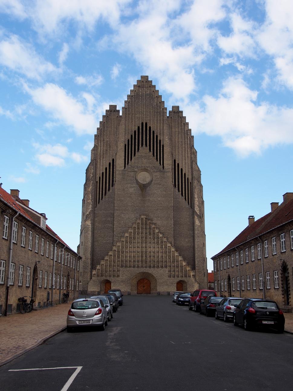 グルントヴィークス教会/P.V. Jensen-Klint