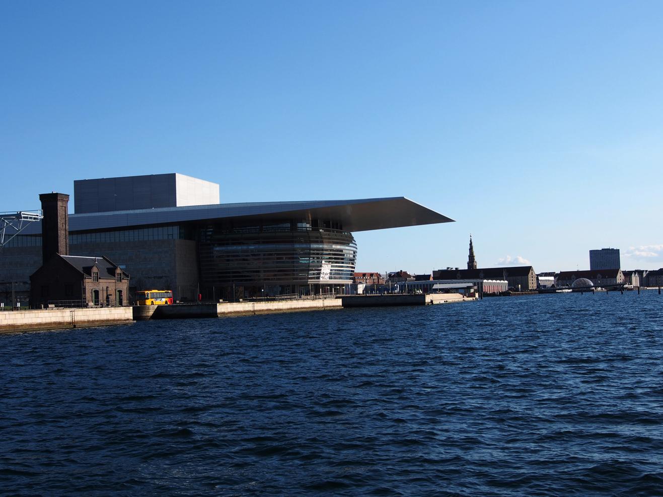 デンマーク王立図書館/Schmidt,Hammer&Lassen