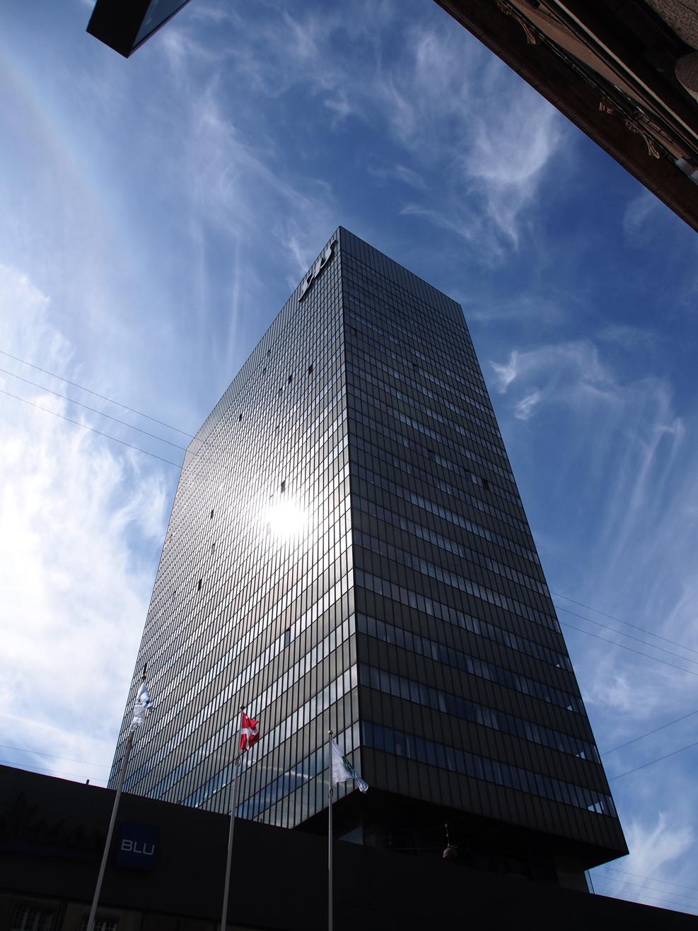 ラディソンSASロイヤルホテル/Arne Jacobsen