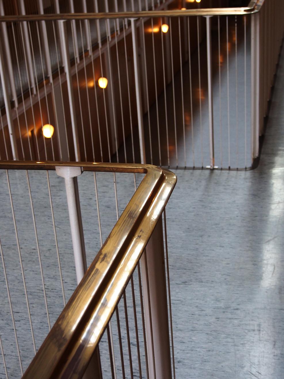 オーフス市庁舎/Arne Jacobsen
