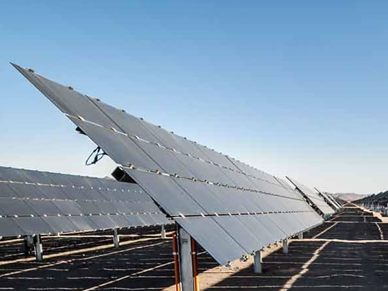 Luz del Norte - Image: First Solar