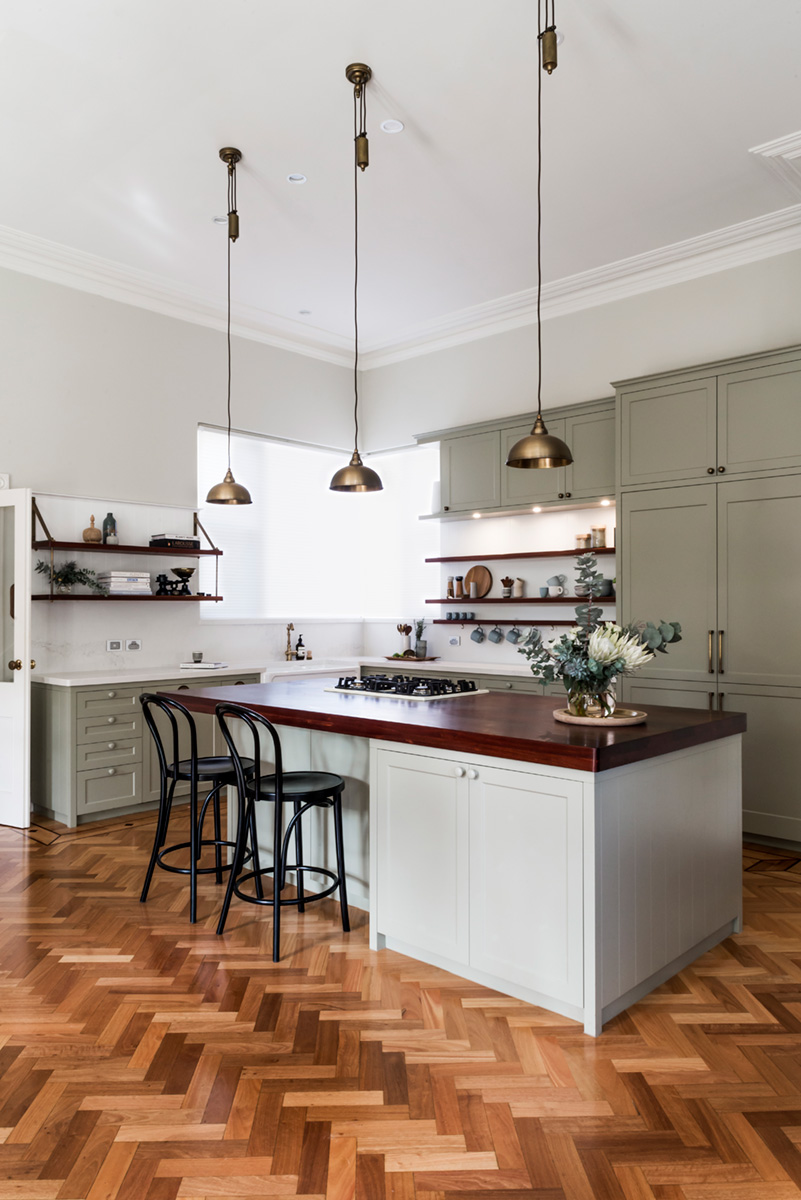 Designer Kitchen Photograph
