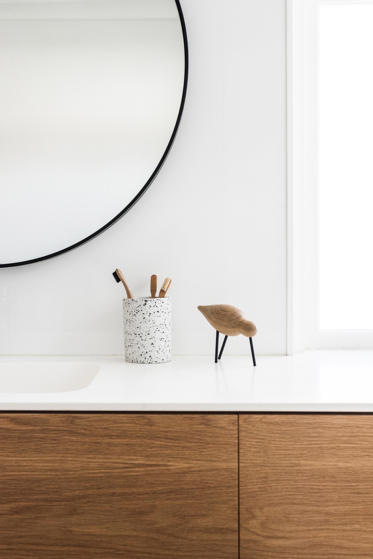 bathroom mirror photograph