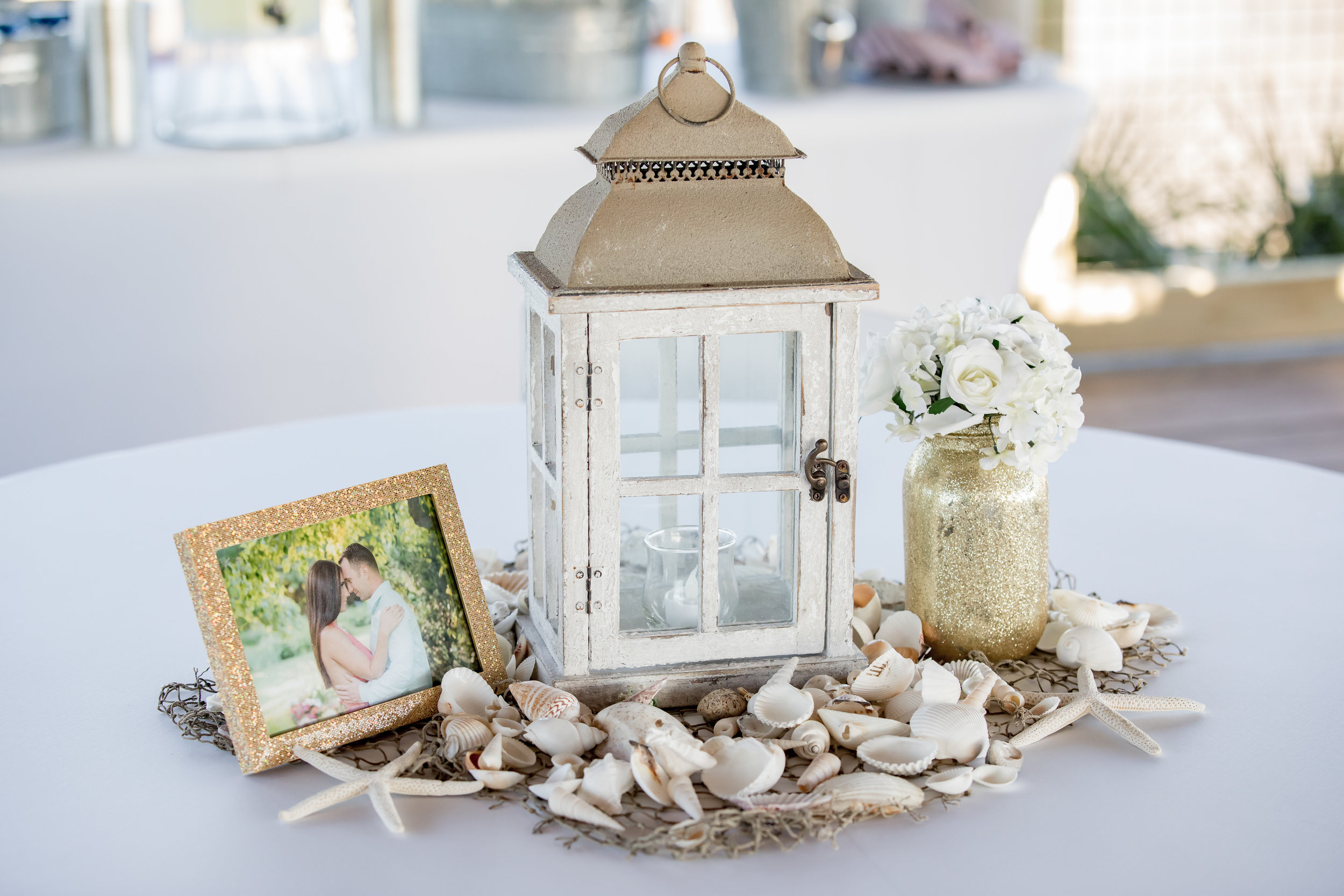 Choose from one of our rustic chic beach reception packages to add convenience to your wedding planning. We have a wide variety of vendors that we coordinate with to simplify your wedding preparation