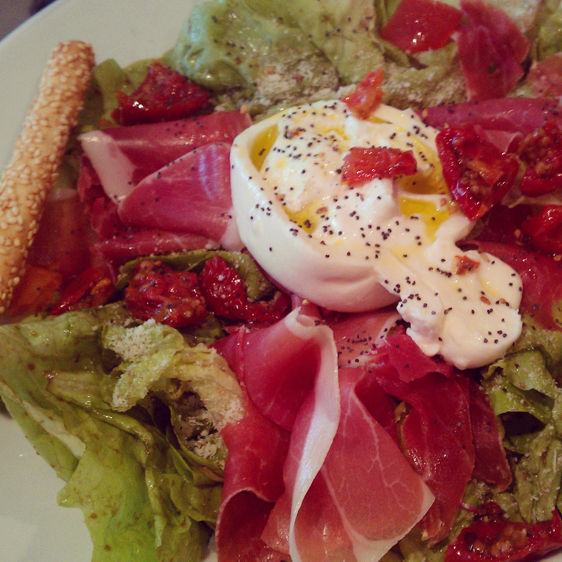 salade lyon fait maison