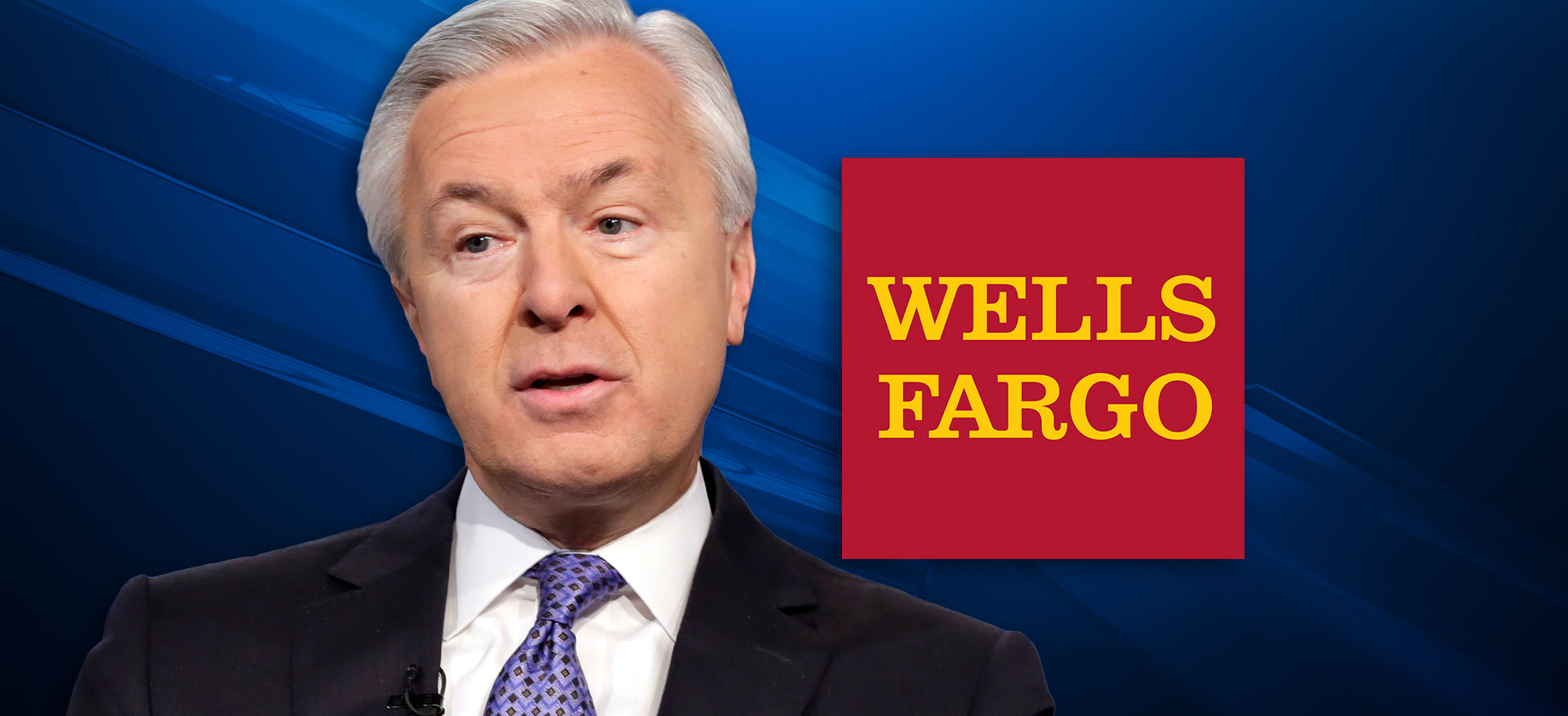 While literally committing fraud against millions of people. This John Stumpf is being punished by being forced to walk away with only a few million dollars, how harsh.
