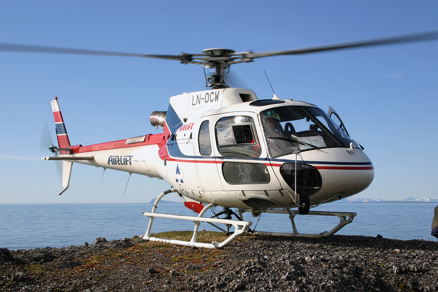Airbus Helicopters AS350 Ecureuil