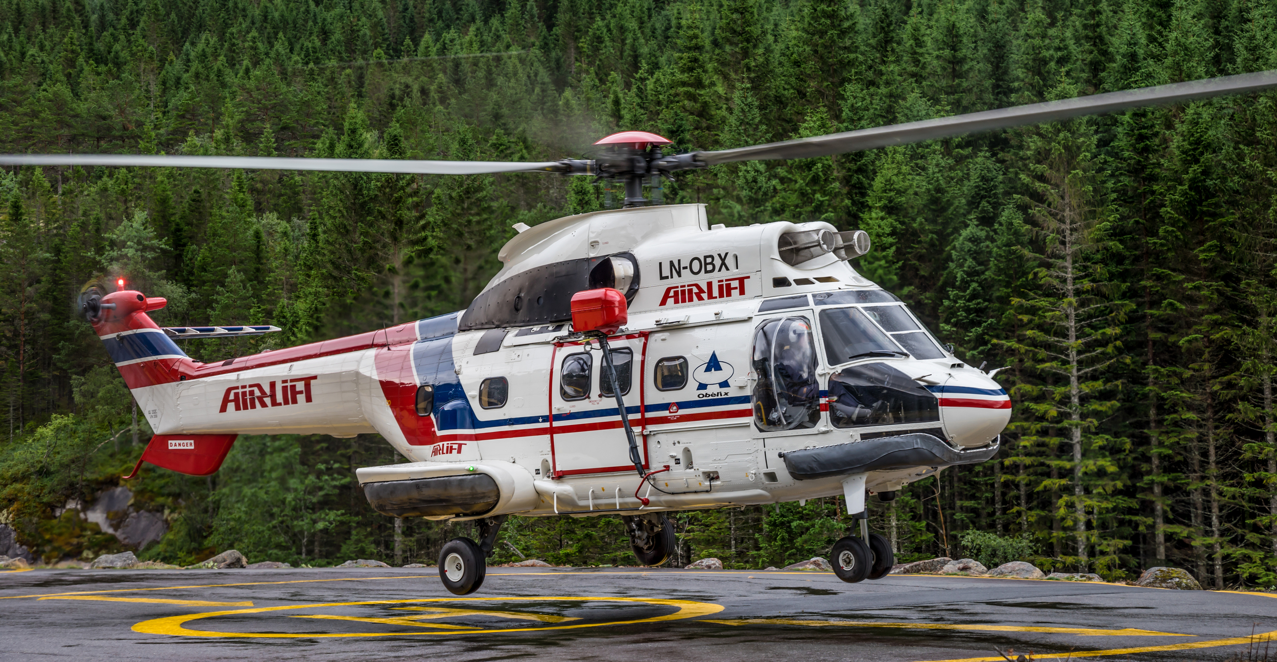 Airbus Helicopters AS332 C Super Puma